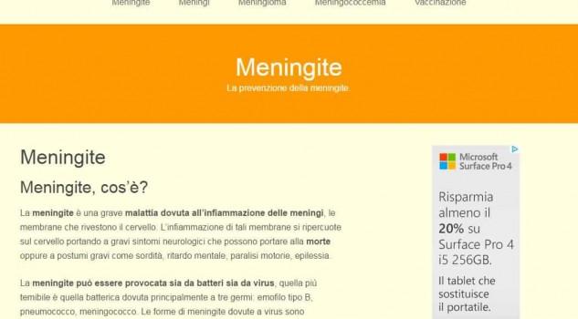 Meningite Milano: confermato caso per 49enne ricoverato a Legnano