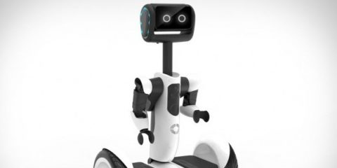 Robot, Segway: assistente personale e 'babysitter' 2.0