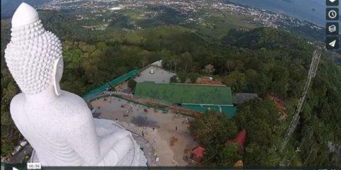 Videodroni. 60 secondi di Thailandia vista dal drone