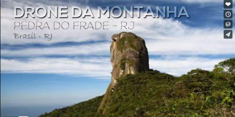 Videodroni. In montagna: il Pedra do Frade (Brasile) visto dal drone