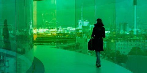 Copenhagen hub mondiale per l'economia urbana a basse emissioni di CO2
