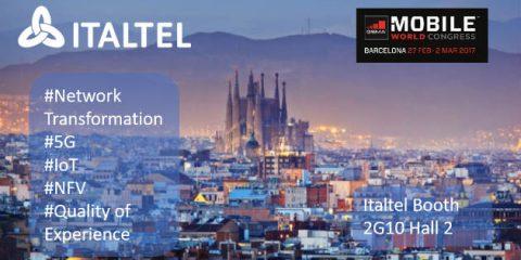 Italtel al Mobile World Congress 2017