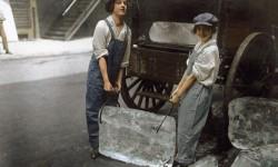 donne al lavoro new york 1918