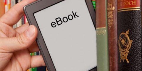 eBook: mercato italiano +25,5% nel 2015 a  51 milioni di euro. Metà degli autori self-publisher