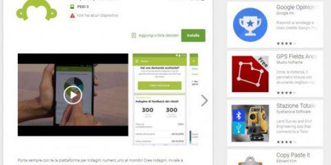 App4Italy. La recensione del giorno: SurveyMonkey
