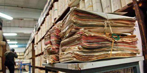 Cittadini attivi. Scuola: voto insufficiente in archivistica