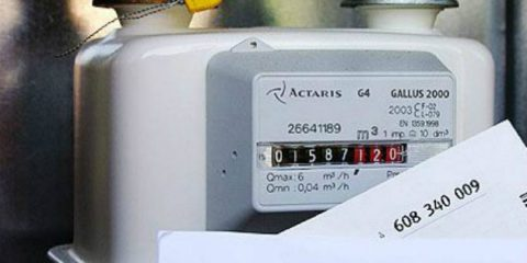 Gas, spesa media di quasi 1000 euro in Italia. Consumi a confronto tra Nord e Sud