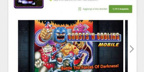 App4Italy. La recensione del giorno, Ghosts'n Goblins