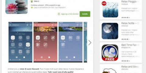 App4Italy. La recensione del giorno, Ambience