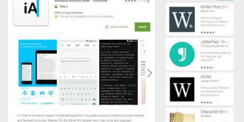 App4Italy. La recensione del giorno, iA Writer