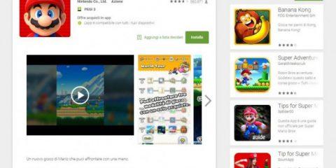 App4Italy. La recensione del giorno, Super Mario Run