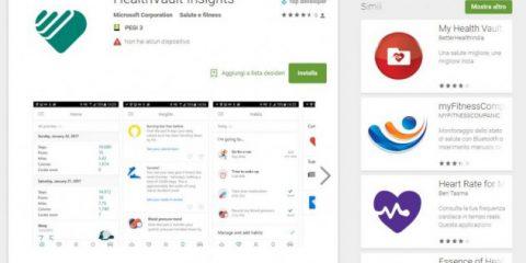 App4Italy. La recensione del giorno: HealthVault Insights