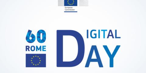 Digital Day, il 23 marzo a Roma l'evento clou della Commissione Ue per i 60 anni dei Trattati