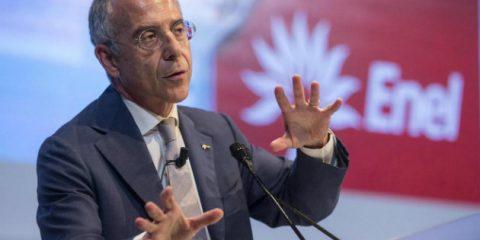 Enel, utile in crescita del 12% a 3,2 miliardi nel 2016