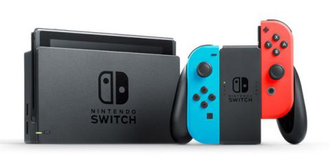 Record di vendite per Nintendo Switch