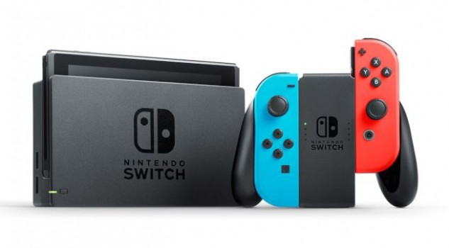 Prevista carenza di scorte per Switch nel 2017