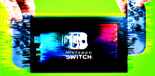 Nintendo Switch hacked