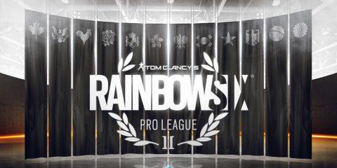Arriva la seconda stagione di competizioni per Rainbow Six Siege