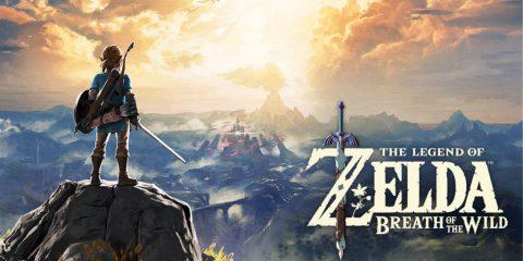 Zelda: Breath of the Wild debutta con un punteggio tra i migliori di sempre