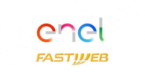 Fastweb e Enel, accordo per internet, luce e gas