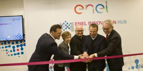 Enel e Startup, in California inaugurato l'Innovation Hub con l'università di Berkeley