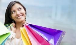 happy-woman-shopping