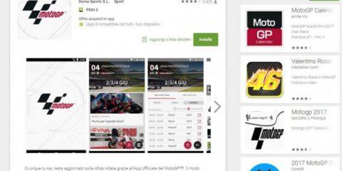 App4Italy. La recensione del giorno, MotoGP