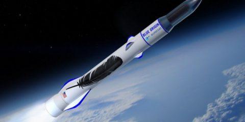 Eutelsat, accordo con Blue Origin per il primo lancio sul veicolo orbitale new Glenn nel 2020