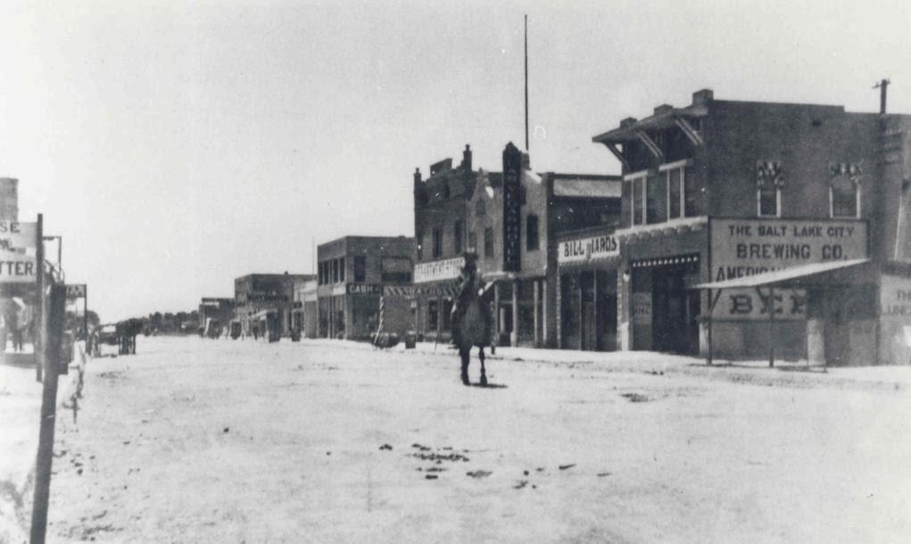 Downtown Las Vegas, 1912 (1)