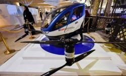 Dubai Drone taxi