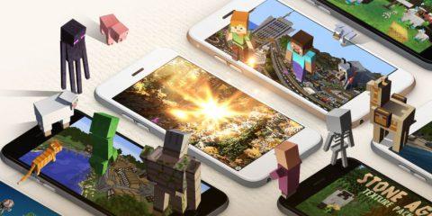 Minecraft apre agli acquisti in-app