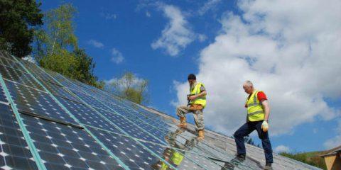 Rinnovabili tagliano del 10% la CO2 nell'Ue. Germania, obiettivo 100% green nel 2050