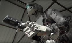 Robot russo