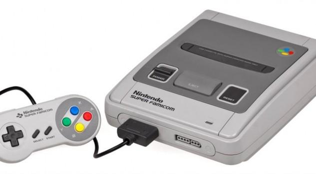 Nintendo sta preparando un Super NES Classic Mini?