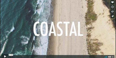 Videodroni. Le spiagge di San Gregorio Beach e Thornton Beach (California) viste dal drone