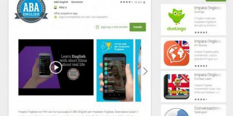 App4Italy. La recensione del giorno, ABA English