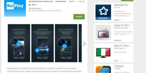 App4Italy. La recensione del giorno, RaiPlay