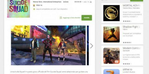 App4Italy. La recensione del giorno, Suicide Squad: Special Ops