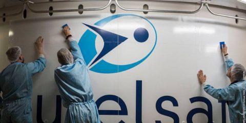 Eutelsat, domani il lancio del primo satellite elettrico per internet veloce