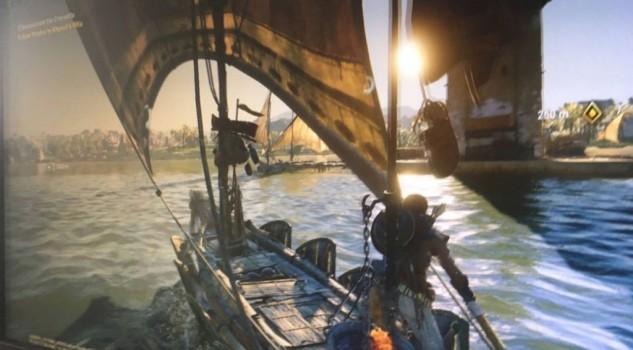 Trapelato in rete uno screen di Assassin's Creed Origins