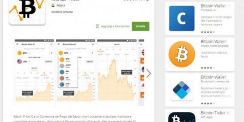 App4Italy. La recensione del giorno, Bitcoin Price IQ