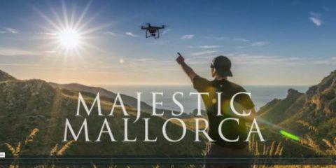 Supervideodroni. La magica Majorca (Spagna) vista dal drone