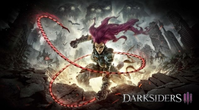 Darksiders III - Primo trailer di lancio