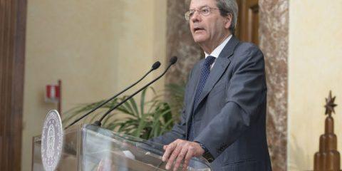 Vivendi-Tim, Gentiloni pronto a usare il golden power su Sparkle