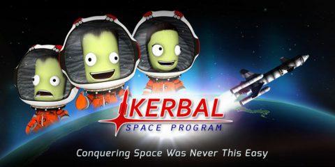 Kerbal Space Program passa a Take-Two