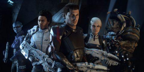 Mass Effect a rischio dopo il poco convincente Andromeda