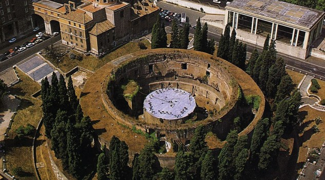 Raggi: Rinasce il mausoleo di Augusto
