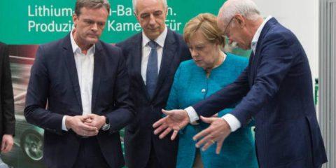 Batterie per auto elettriche, in Germania la prima gigafactory europea da 500 milioni di euro
