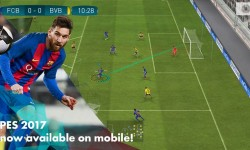 PES 2017 Mobile