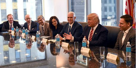 Trump lancia l'American Technology Council, più ICT per trasformare la burocrazia